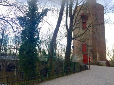 Torre de la ciudad de Brujas
