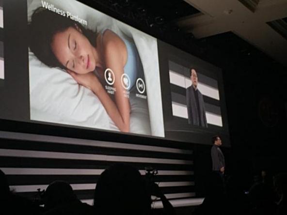 LG Flex 2, smartphone (Foto: LG)