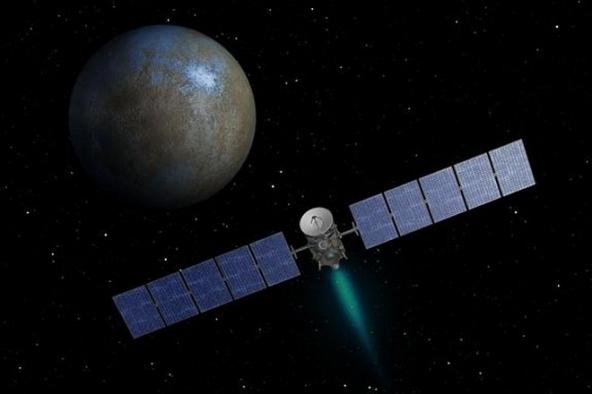 Dawn aproxima-se de Ceres