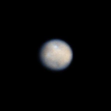 superfície enigmática de Ceres