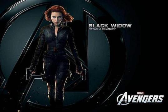 Scarlett Johansson cerró contrato con Marvel