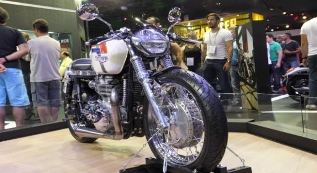 Cafe Racer, Recar Motos. Roda de US$ 6.500.