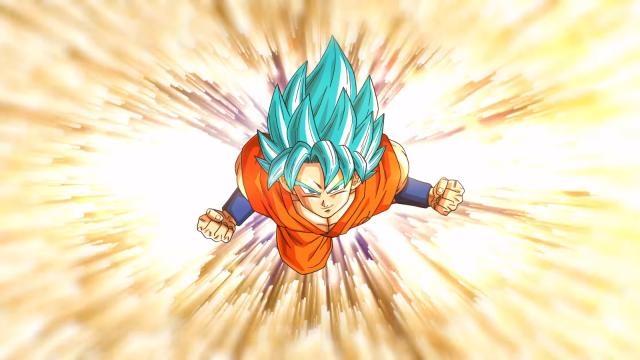 Imagen de Goku sin el logo de you tube