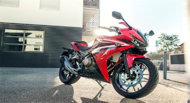 Nova Honda CBR500R, tendência