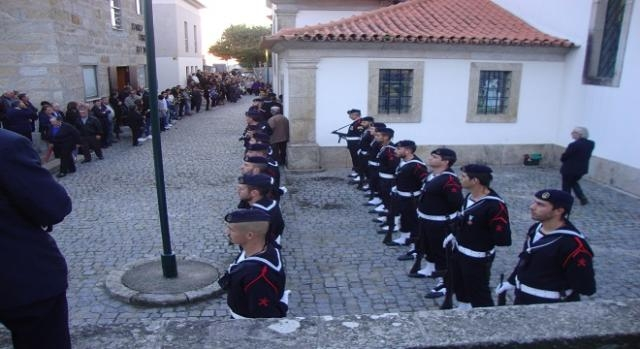 Formação de Companhia de Fuzileiros,
