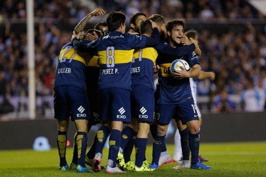 A pesar de la derrota, Boca sigue bien parado