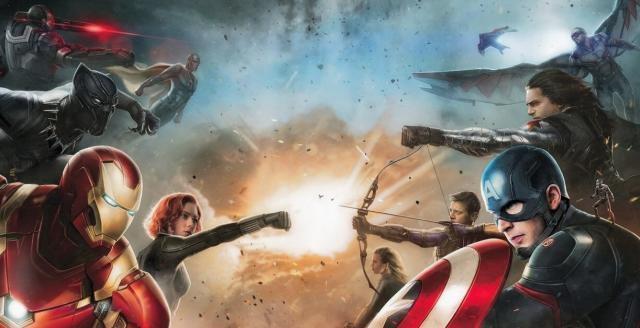 'Captain America: Civil War' se estrenará en mayo