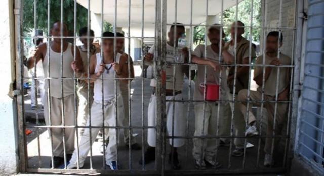 Penales con excedente de población