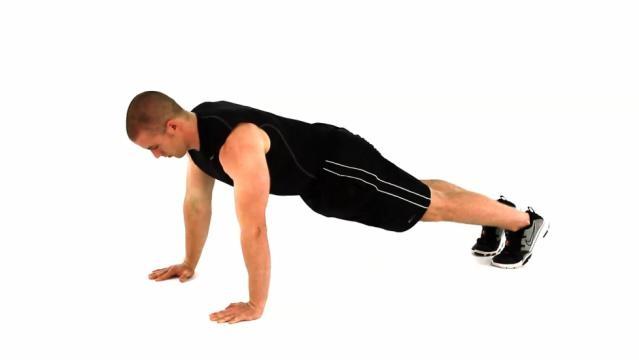 Flexões continuam a ser um dos melhores exercícios