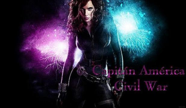 Black Widow vuelve a ser noticia en Civil War