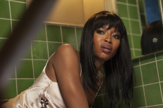 Naomi Campbell, en el próximo episodio de AHS