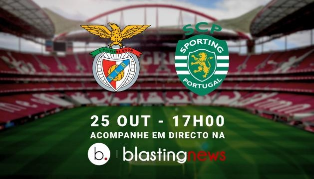 Benfica x Sporting | Derby do ano!