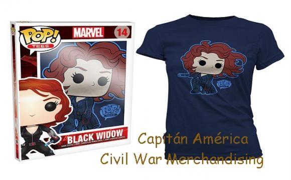 Se presenta el merchandising oficial de Marvel