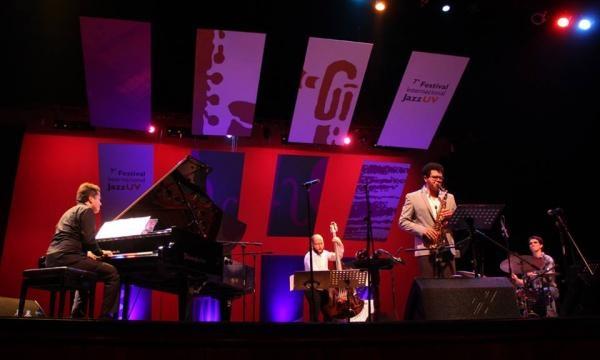 Gerry López Cuarteto en el Teatro del Estado