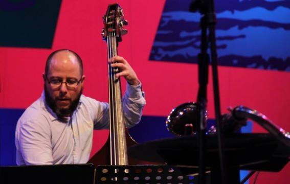 Israel Cupich: bajista de Gerry López Cuarteto