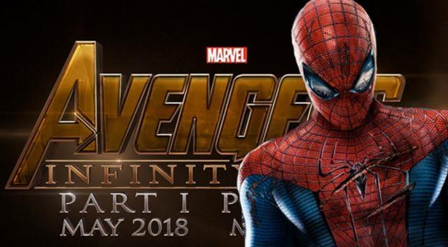¿Estará Spidey en Infinity War?