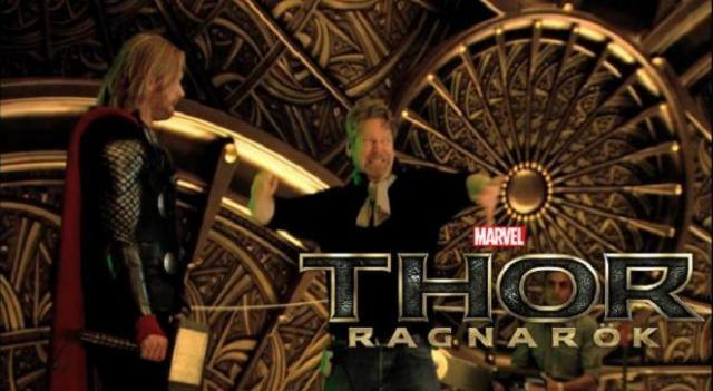 Nueva primicia sobre el rodaje de Thor: Ragnarok