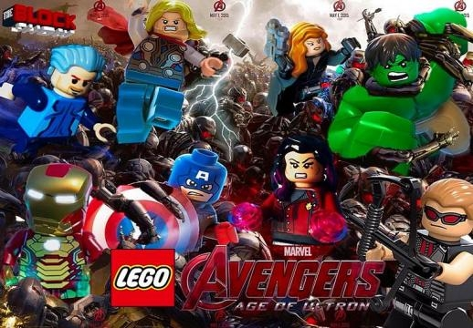 Lego nos cuenta Avengers: Age of Ultron