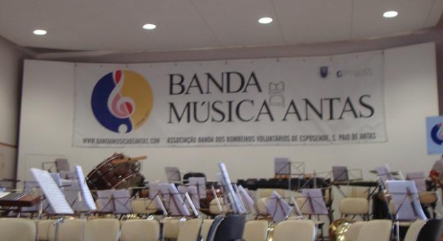 Auditório da Casa da Música de Antas