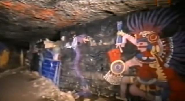 captura de pantalla Arte en las catacumbas