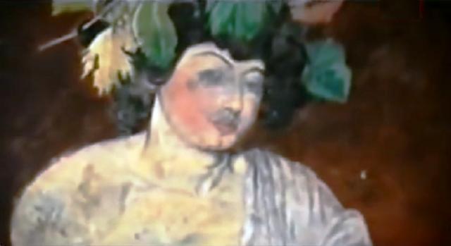 captura de pantalla Retrato de mujer