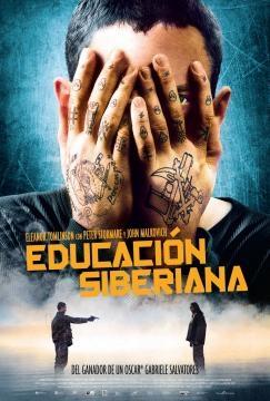 Cartel de la película Educación Siberiana