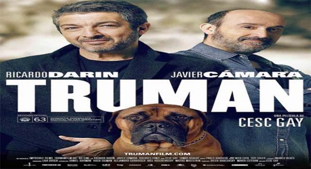 Cartel de la película española Truman