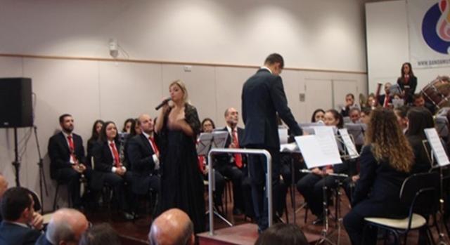 Fadista Filipa Menina & Banda de Antas