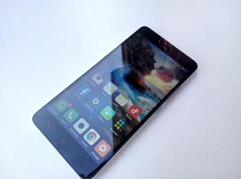 Foto Xiaomi Redmi Note 2 Prime