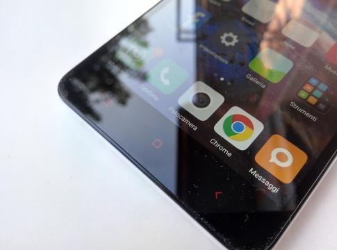 Xiaomi Redmi Note 2 Prime Display