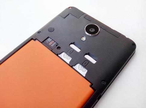 Xiaomi Redmi Note 2 Prime Slot SIM