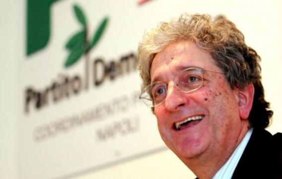 Enrico Morando, viceministro Economia