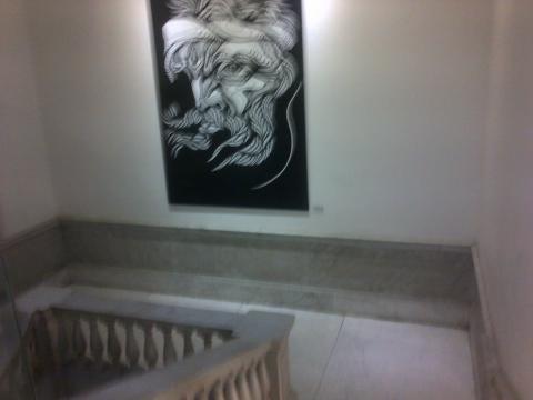 La escalera y el Arte de
