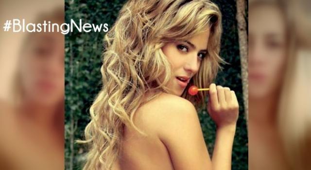 La ex 'hermanita' se vio expuesta en la web