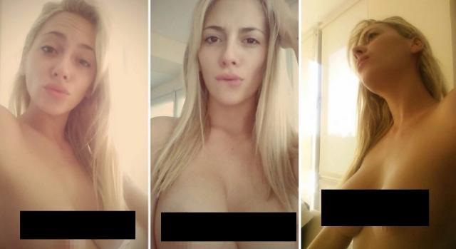 Las tres fotos que circulan de Gancedo