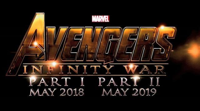 'Avengers: Infinity War' tendrá dos partes