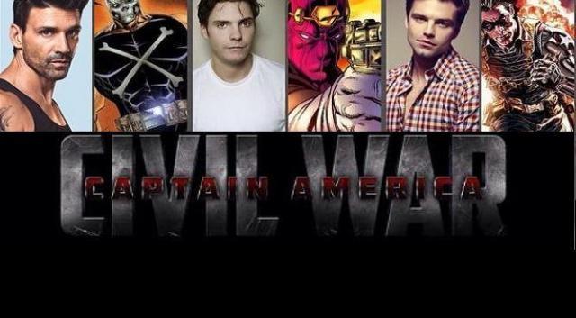 Capitán América: Civil War anexará toda la Fase 3