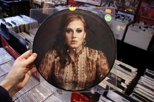 Will Adele beat 'Now! 92' to top the charts?