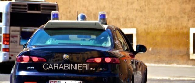 A Nicolosi, intervenuti i carabinieri di Paternò