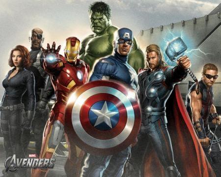 Los Vengadores, icono de la compañía Marvel