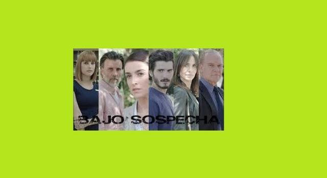 Cartel anunciador de la serie