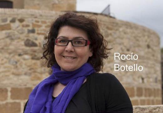 Foto de campaña de Rocío Botello