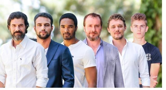 Protagonistas masculinos de