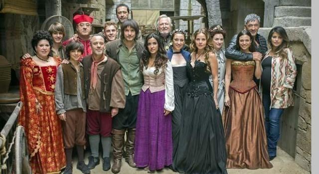 Foto de actores y actrices de temporadas pasadas