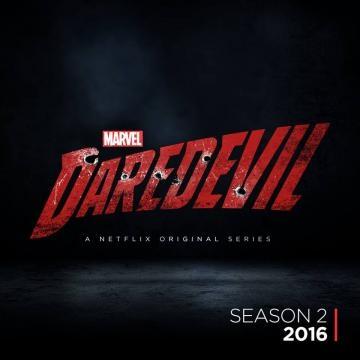 Logotipo oficial de la segunda temporada.
