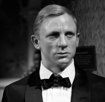 Su primera aparición como James Bond fue en 2006