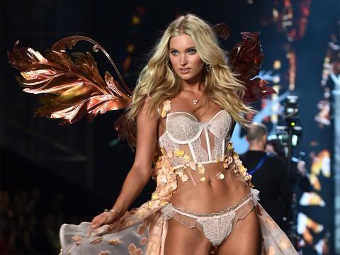 Elsa Hosk Victoria Secret Modelo