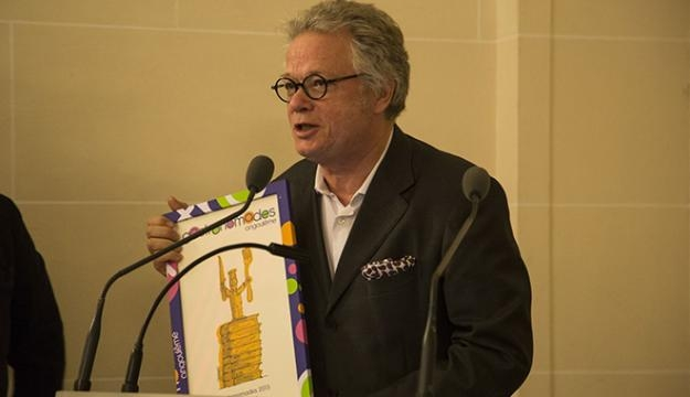 Gilles Pudlowski, prix du numérique