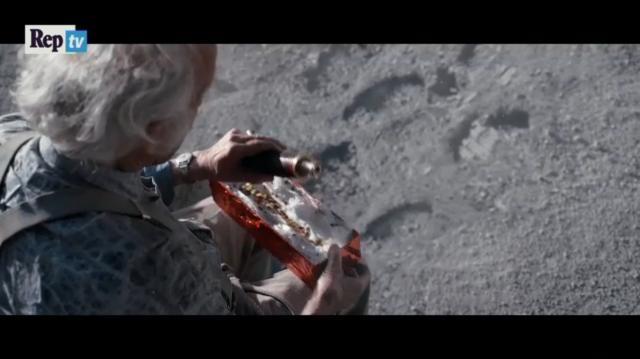 Il cannocchiale per poter osservare la Terra