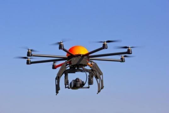 Bombardeo con dron en contra de Mohamed Emwazi